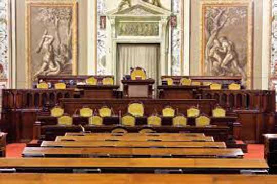 CONVOCAZIONE 1° COMMISSIONE AFFARI ISTITUZIONALI
