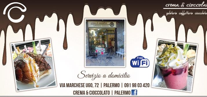 Nuova convenzione con esercizio commerciale di Fabio Cinà Bar gelateria Crema & Cioccolato