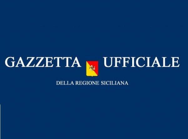 Pubblicazione Legge di stabilità regionale e Bilancio di previsione della Regione siciliana per il triennio 2019-2021.